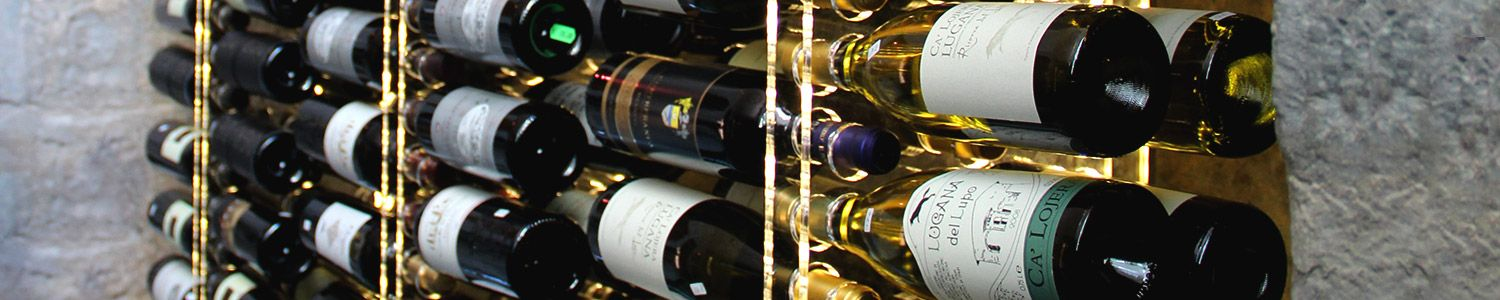 Plastic Wine Rack Systems