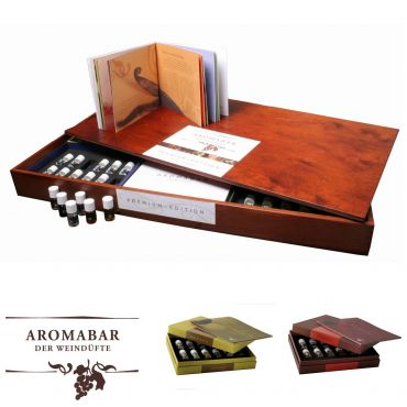 AROMABAR wine flavours