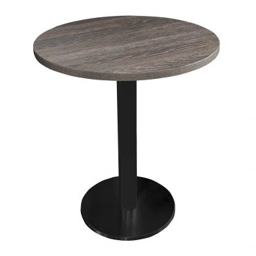 Bistro table CAVEPRO, wenge, round