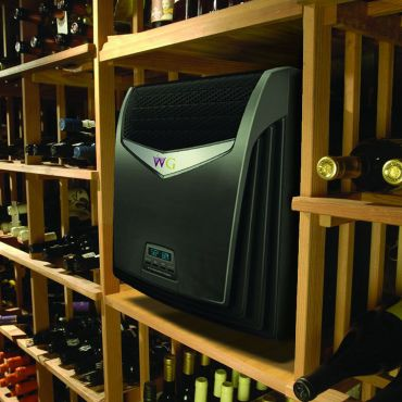 Wine cooling system WINE GUARDIAN WG 25 for 20 to 40 m³