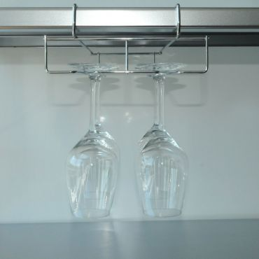 "Glass holder rack ""Vetro"""