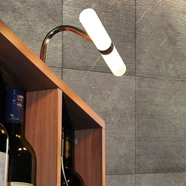 "Wine rack lightning ""Line"""