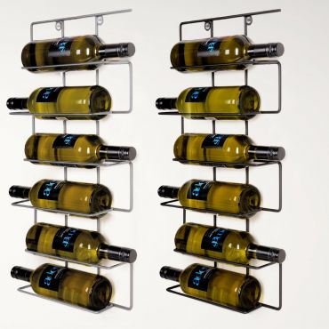 Wall wine rack WALLIS