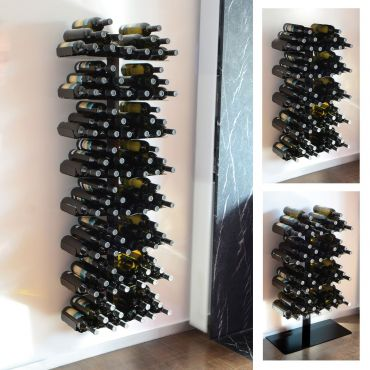 Metal wine racks WINE TREE