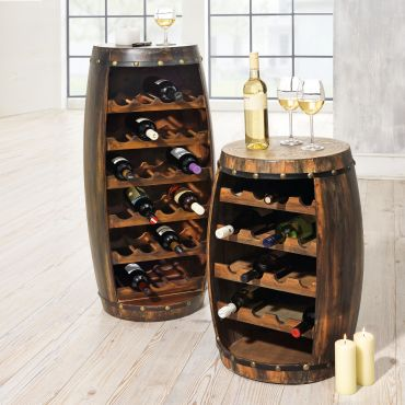 "Wine rack ""Weinfass"""