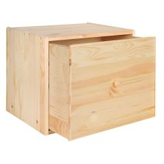 """Stacking box """"Easy"""" module 7, with a large drawer"""