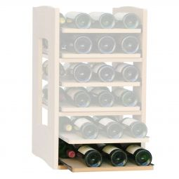 CAVICASE sliding shelf for 6 bottles, one element
