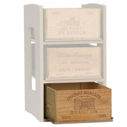 CAVICASE sliding shelf for wine cases, one piece